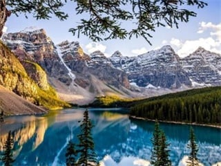 5-Day Canadian Rockies Yoho National Park, Lake Louise and Col...