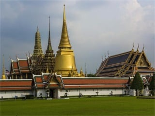 5-Day Private Bangkok City, Floating Market and Kanchanaburi Tour from Bangkok