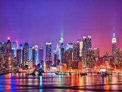 8-Day New York, Washington, Philadelphia, Lancaster, Niagara Falls, Boston Tour with New York Airport Transfer