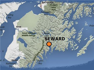 1-Day Seward Tour from Anchorage