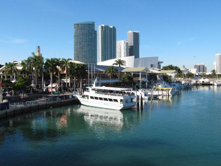 Biscayne Boat Tour with transportation