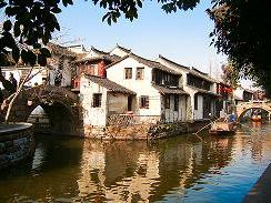 1-Day Tour Zhujiajiao Water Village from Shanghai...