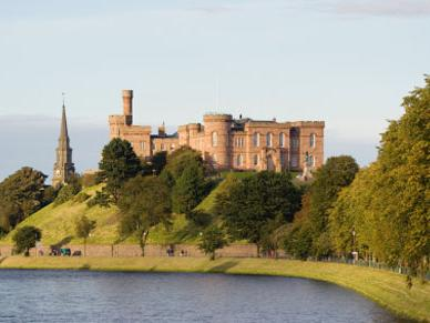3-Day Royal Edinburgh, Loch Ness & Highlands Tour