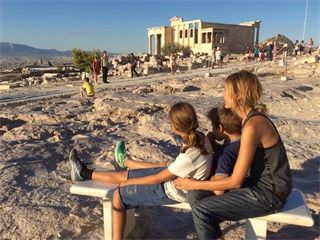 Acropolis for Families Private Tour from Athens