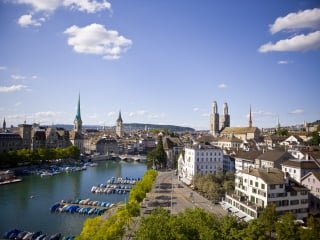 The Best of Zurich City Tour from Zurich