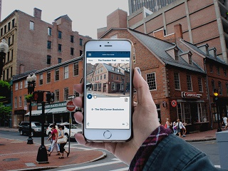 Freedom Trail Self-Guided Audio from Boston