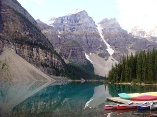 7-Day Rocky Mountain VIA Railway Full Exprerience Tour from Calgary with Airport Pick up