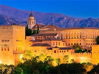 8-Day Barcelona, Granada, Marbella, Ronda, Zaragoza Tour with ...