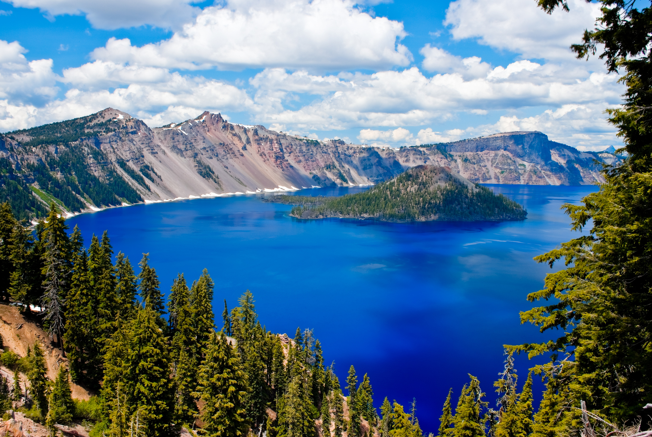 4-Day Oregon, Redwood, Crater Lake Tour from San Francisco with Airport Transfer