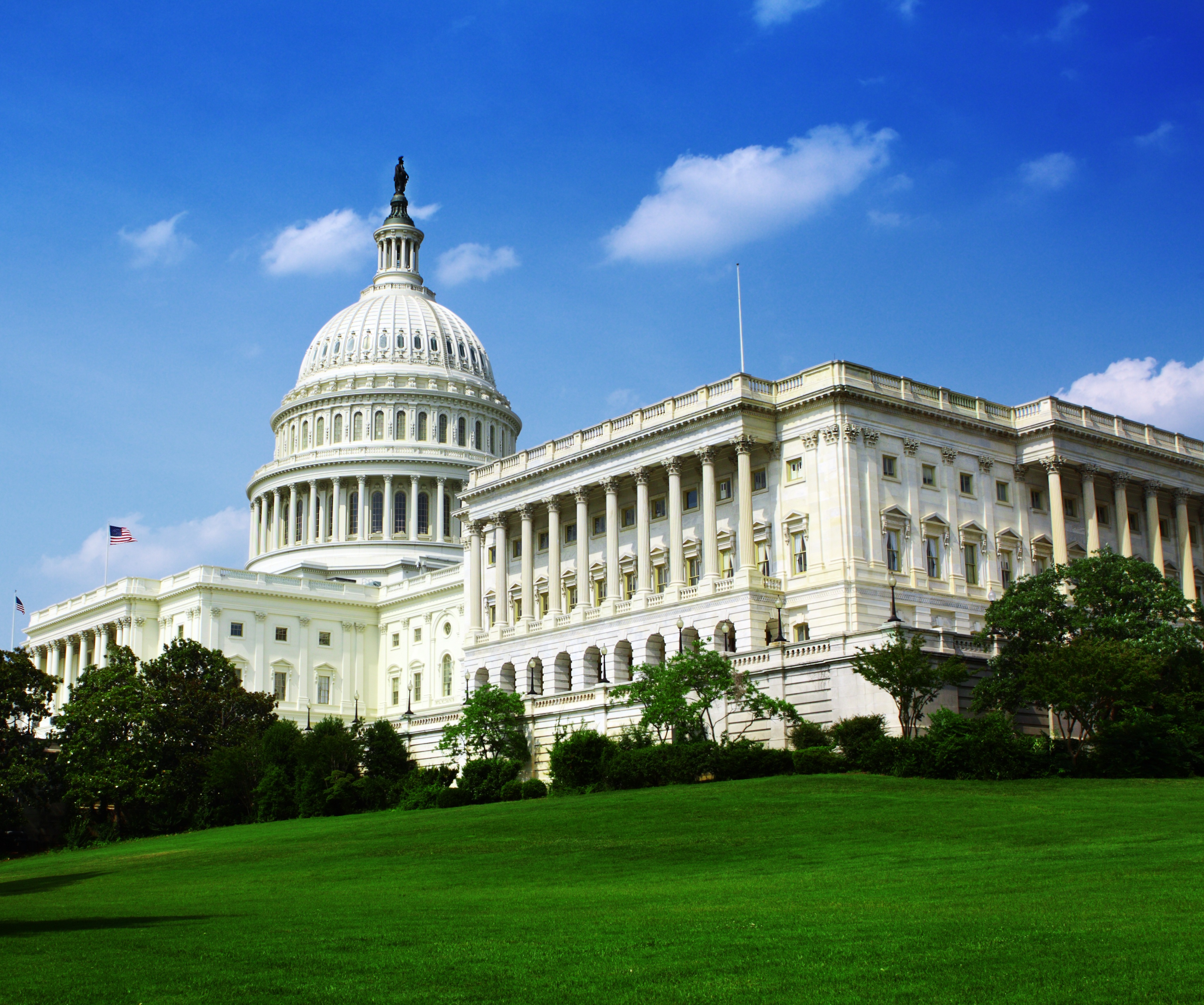 4-Day New York, Philadelphia, Washington DC Deluxe Tour from New York with Airport Transfers