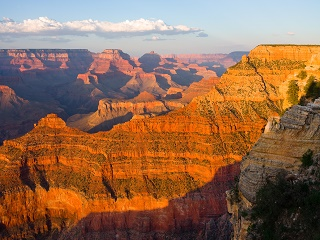 1-Day Grand Canyon National Park Railway or Helicopter Tour from Las Vegas