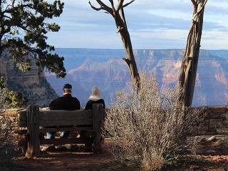 1-Day Grand Canyon South Rim Early Tour from Las Vegas