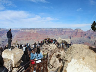 1-Day Grand Canyon South Rim Train Tour from Las Vegas