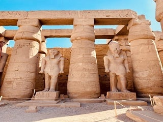 Half Day Luxor East Bank Private Tour