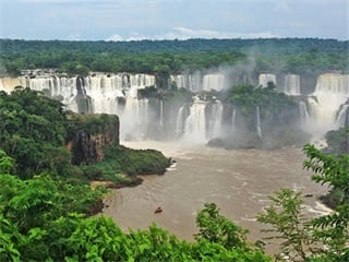 5-Day Brazil Sao Paulo, Rio and Iguazu Tour from Iguazu