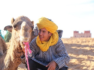 2-Day Merzouga, Ifrane, Sahara Desert Tour from Fez
