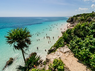 15-Day Tulum, Valladolid, Chichen Itza, Campeche, Palenque and Hierve el Agua Tour from Playa del Carmen