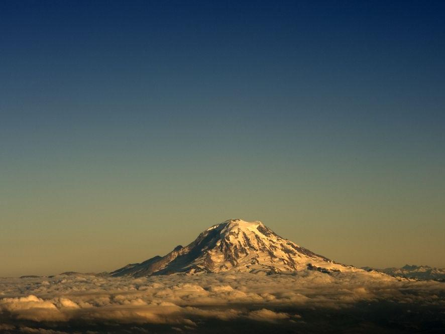 3-Day Seattle, Mt. Rainier & Olympic National Park Tour from S...