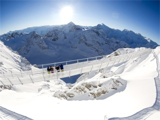 1-Day Eternal Snow and Glacier from Lucern