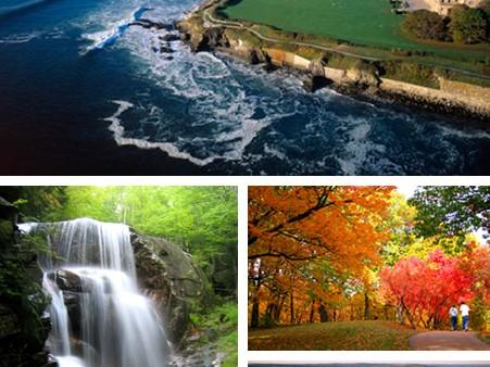 6-Day New England Fall Foliage tour Maine route (Boston Airport pick up/transfer)