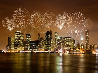 6-Day East Coast New Year's Eve Countdown Deluxe Tour from Boston
