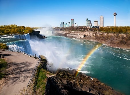 2-Day Niagara Falls, Thousand Islands Tour from Boston