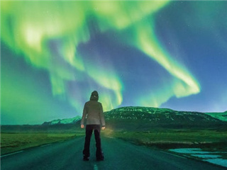Reykjavik City Sightseeing for Northern Lights and Stargazing from Reykjavik
