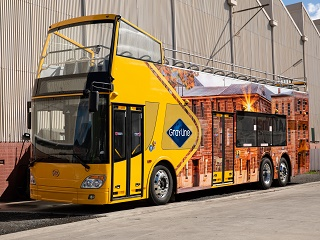 Hobart Open Top City Explorer Bus Tour