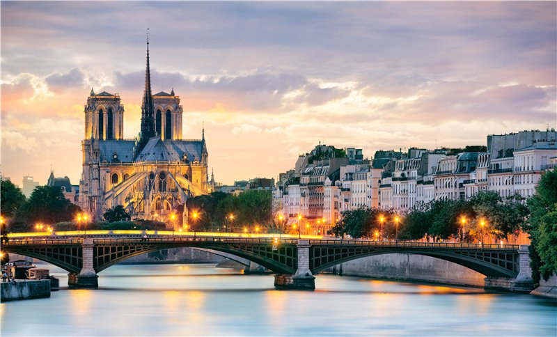 2-7 Days Paris, Reims, Luxembourg, Amsterdam, Brussels Western Europe Flexible Tour from Paris