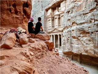 1-Day Petra Day Tour from Amman