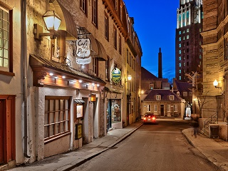 8-Day Route of Quebec Province Tour from Montreal