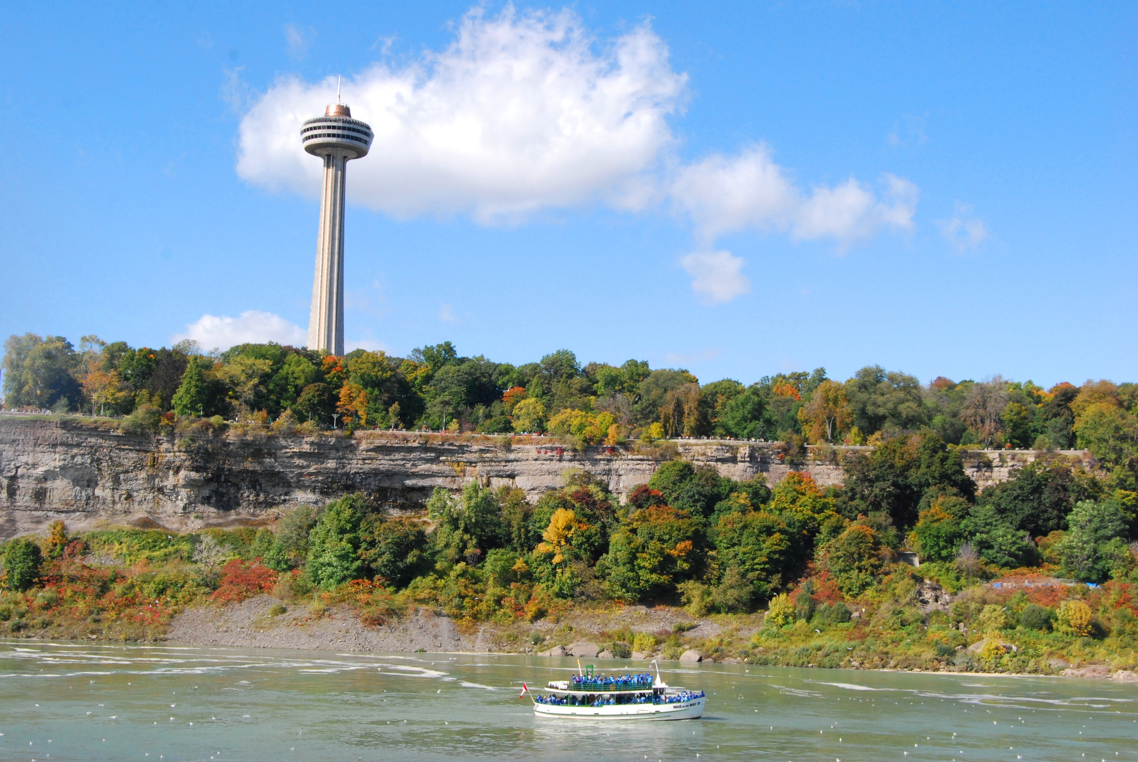4-Day  Niagara Falls, Toronto, Montreal Tour from New York/New Jersey