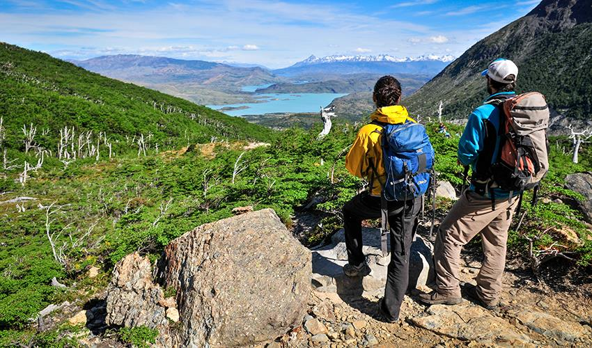 5-Day Torre del Paine National Park Camping Tour from Puerto Natales