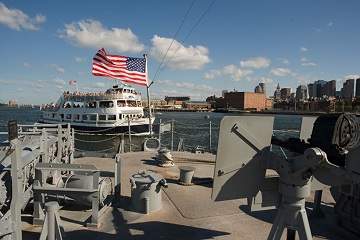 USS Constitution Cruise in Boston