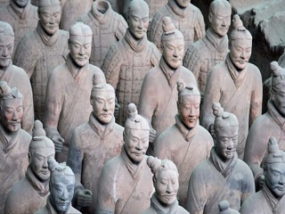1-Day Xi'an Terracotta Warrior Small Group Tour from Xian