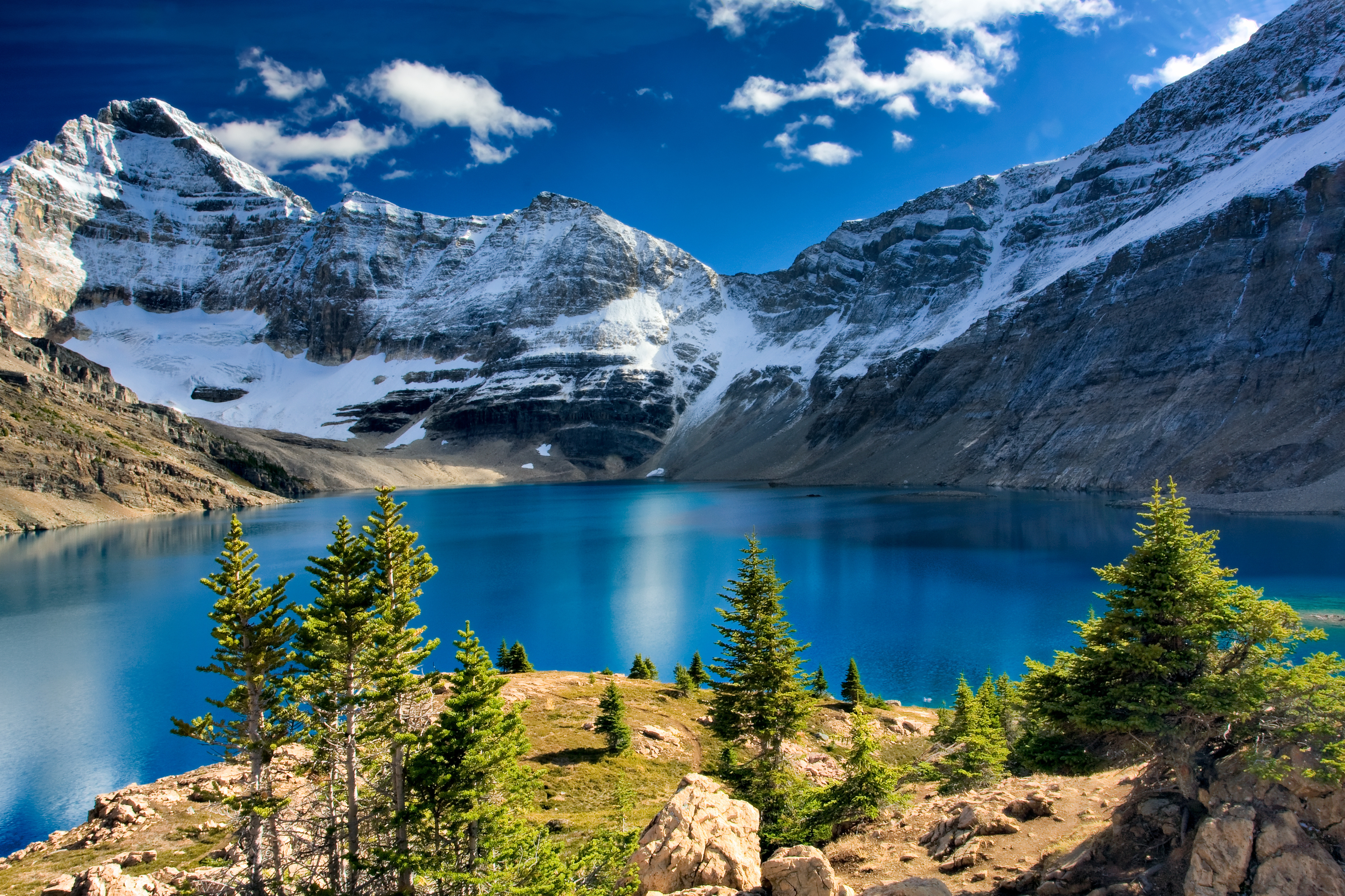 7-Day Ultimate Canadian Rockies, Glacier View Tour from Vancouver/Seattle