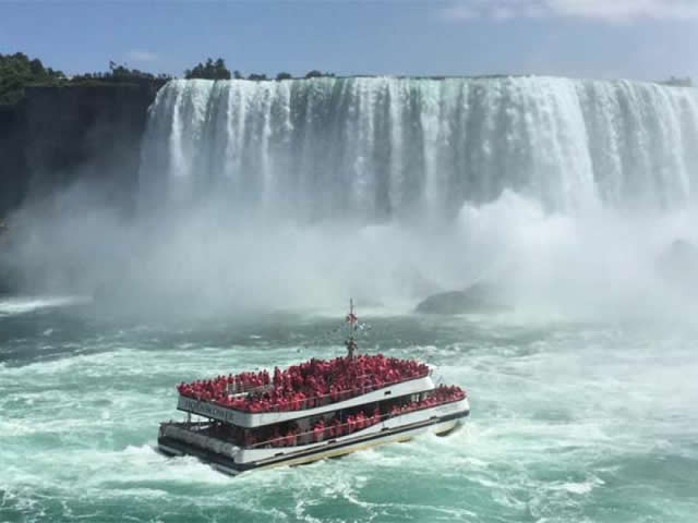3 Day Toronto Niagara Falls And Thousand Islands Tour From New York New Jersey Canadian Side