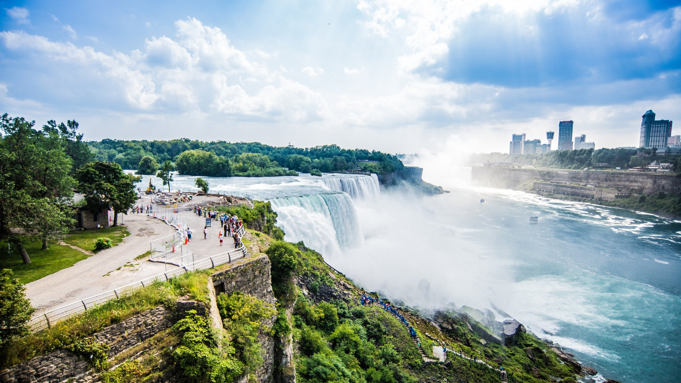 2 Day Niagara Falls in-Depth tour from New York / New Jersey