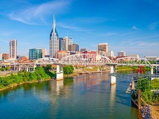 4-Day Nashville, Tennessee, Great Smoky Mountain Tour from Atlanta
