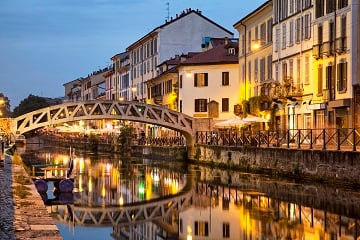 2-7 Days France, Italy, Switzerland, Milan and Rome Flexible Tour from Lucerne in English