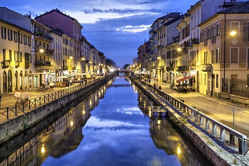 7-Day Paris, Lucerne, Milan, Rome, Cannes Tour from Paris in English