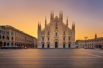 4-Day Paris,  Lucerne, Milan, Rome Europe Explorer Tour from Paris in English