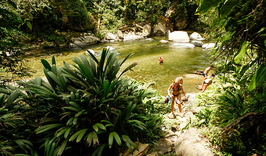 5-Day Lost City Trek and Camp Tour from Santa Marta