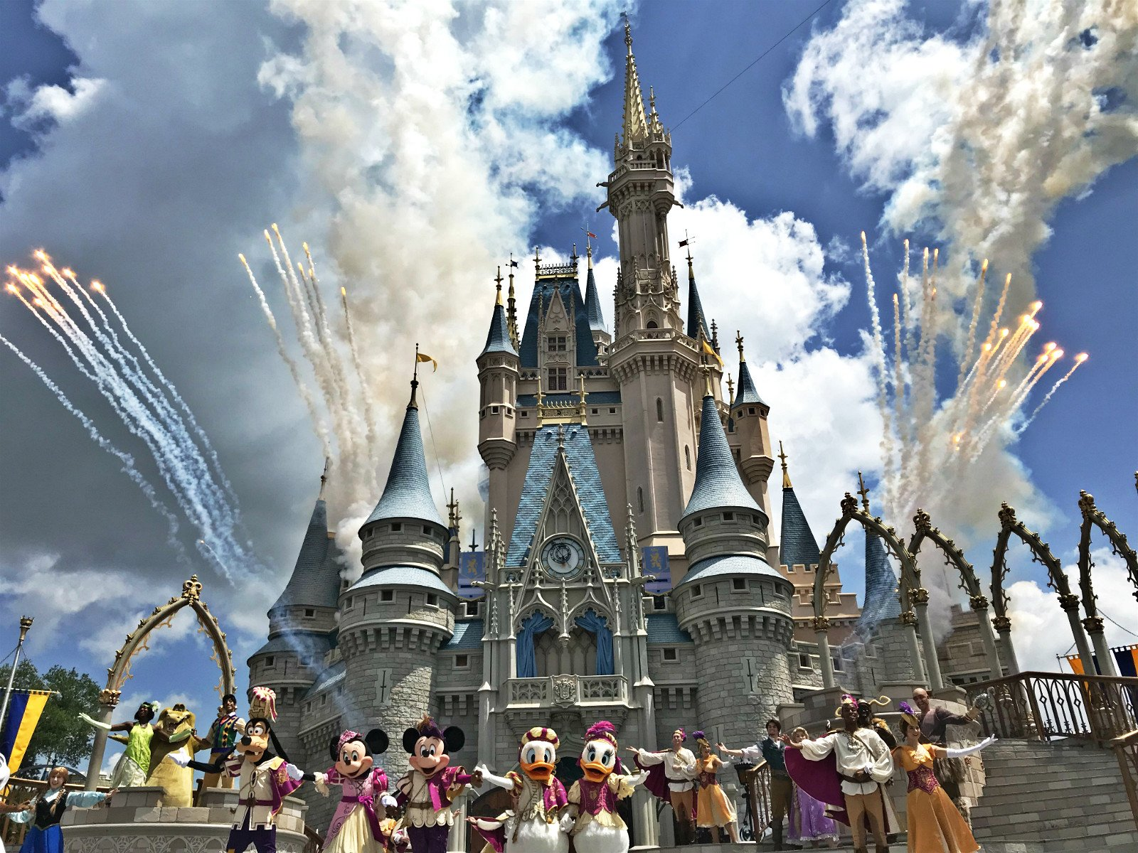 8-Day Orlando Disney, Virginia Caverns, Asheville, Atlanta City, Orlando, St. Augustine, New York Departure
