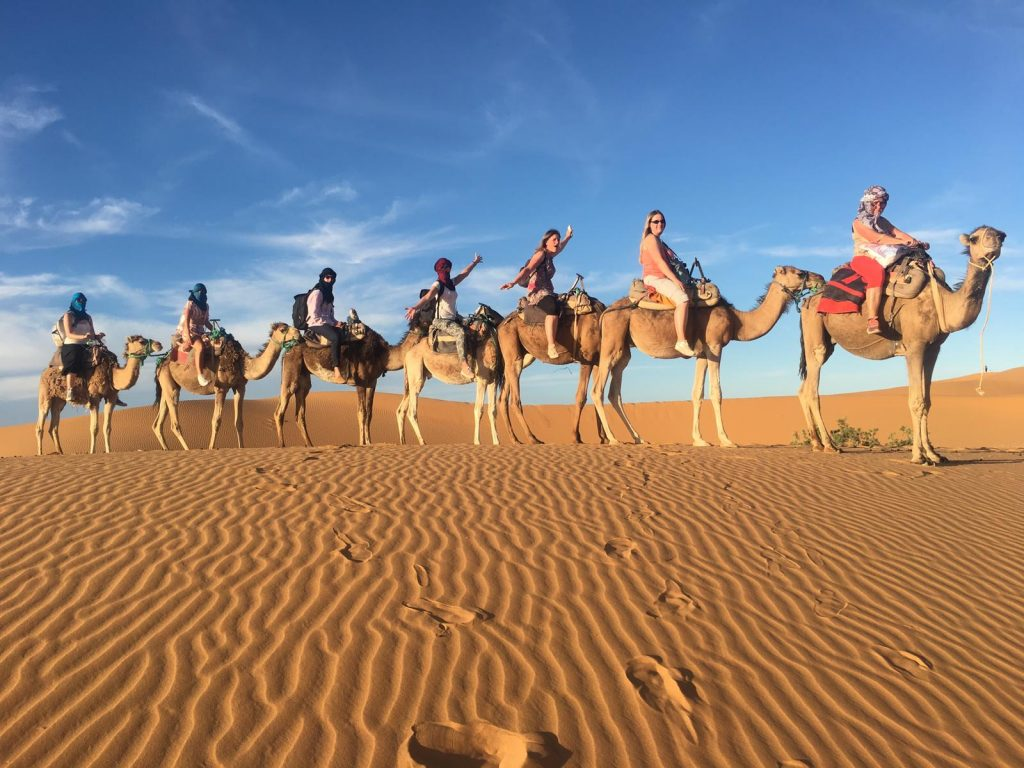 11-Day Fez, Merzouga, Todra Gorges, Dades Valley and Marrakech Tour from Casablanca with Airport Pickup