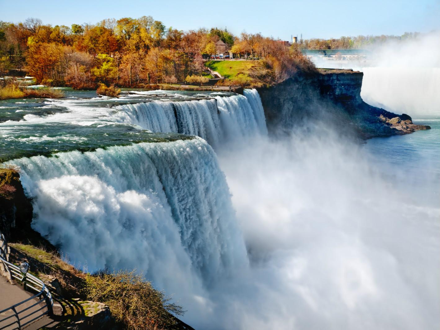 3-Day Cuyahoga Valley National Park, Niagara Falls, Indiana Du...