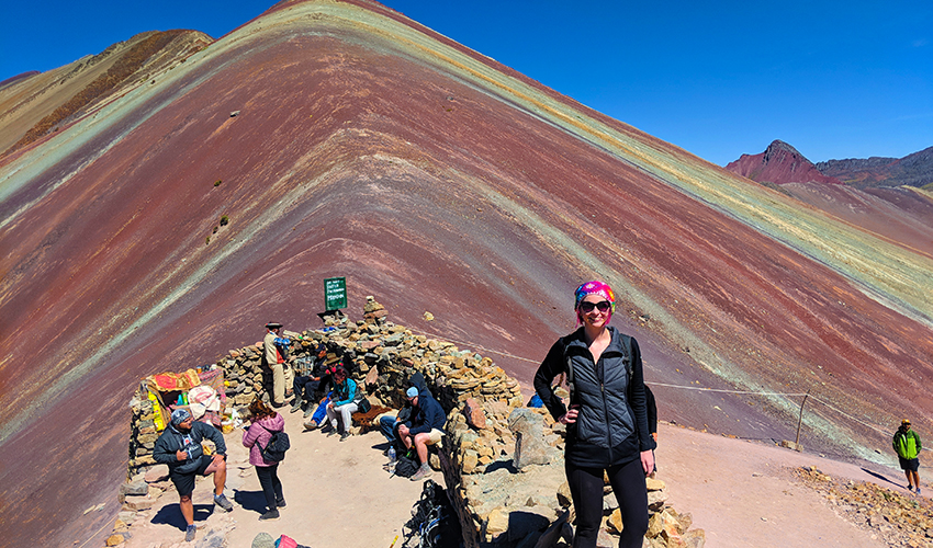 2-Day Rainbow Mountain Trek from Cuzco