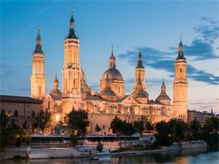 5-Day Madrid, Barcelona, Zaragoza, Catalonia Tour from Madrid Airport Pickup