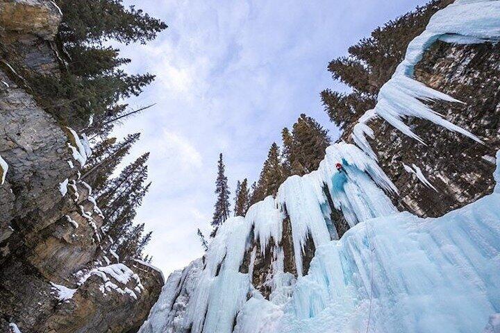 2-Day Winter Banff, Lake Louise and Yoho National Park Wonderland Tour from Calgary